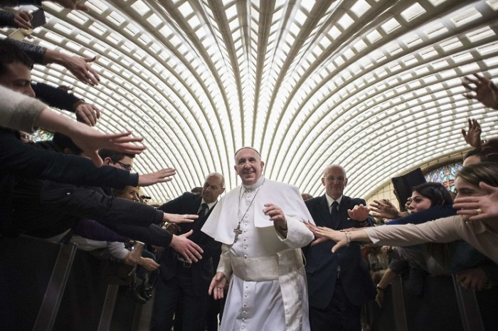 Pope Francis popularity