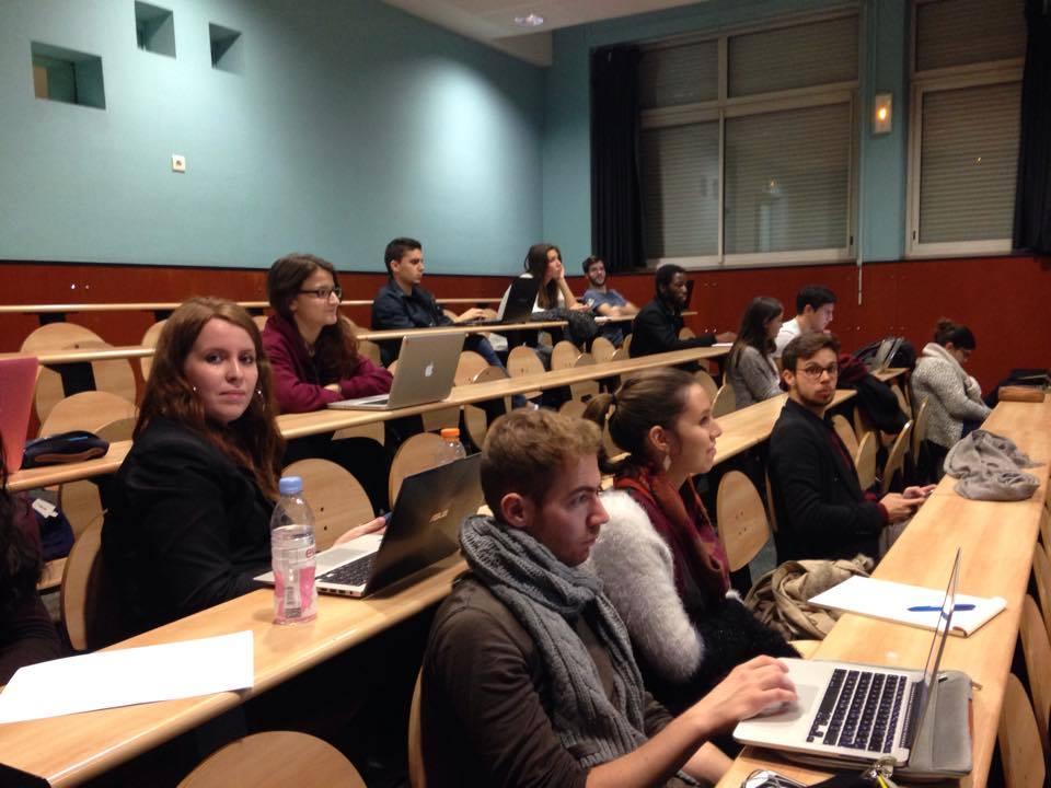 Conférence connectée : Réseaux sociaux & Twitter (IMIS)
