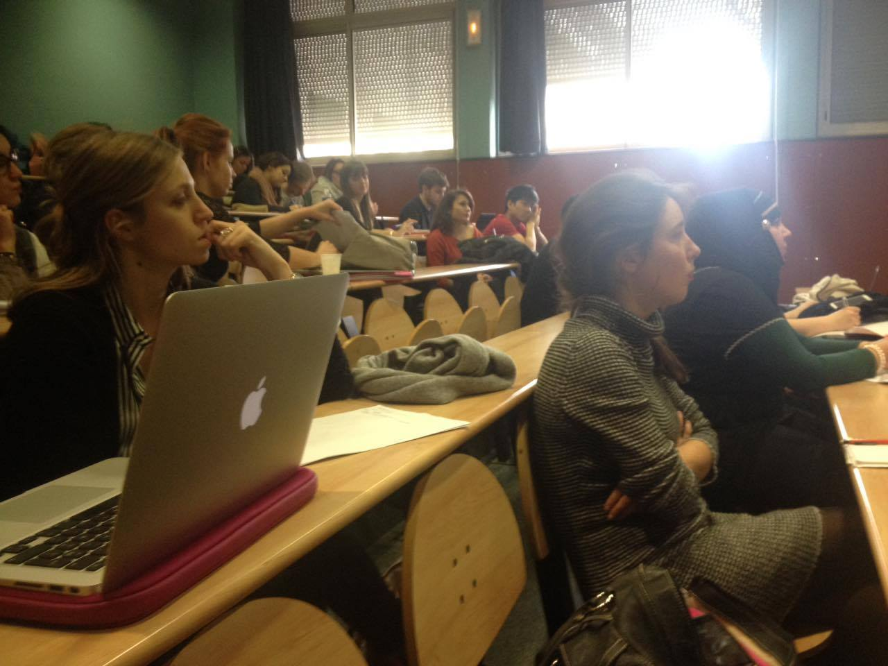 Conférence : Masters en ingénierie de la santé (IPIL)