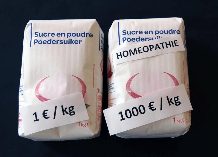 L'efficacité de l'homéopathie remise en cause ?