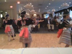 PHHS Students perform at Spring Luncheon