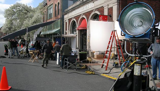 Hollywood Story Side Shot