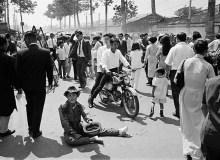 VIETNAM. Le Van Duyet's tomb at Tet. 1971