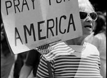 USA. New Jersey. 1990. Memorial Day parade.