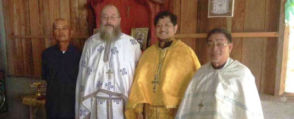 Divine Liturgy at Palo, Leyte