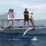 Boating in Puerto Galera