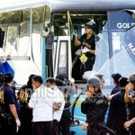 Four Dead in Manila Bus Bombing
