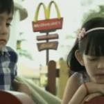 McDonald Officially Pulled Out their BF-GF Commercial with respect to CBCP Officials