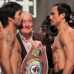 Pacquiao vs. Marquez 4 Weigh-in Video (Supporting Bouts)