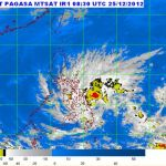 Typhoon Quinta Latest Updates (Dec. 25)