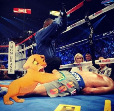 Justin Bieber Photos on Manny Pacquiao