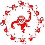 2013 Predictions: Zodiac Sign Monkeys by Andy Tan (Video)