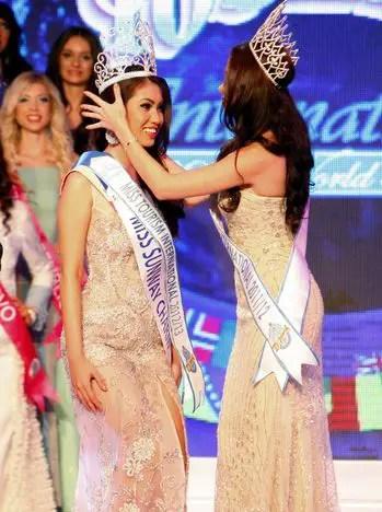 Miss Tourism 2012/2013 Winners