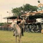Yam Concepcion Attends Rodeo Festival Launch in Masbate