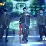 Vhong Navarro & Sons Performance Video on It's Showtime
