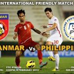 Azkals vs. Myanmar FIFA Friendly to be Shown Live on Studio 23