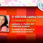 If You Ever Change Your Mind by Marion Aunor (Video-Lyrics)