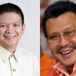 Sen. Chiz Escudero  Hurt by Estrada's Campaigning Against Him