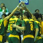 FEU Won Game 2 of the UAAP Men's Volleyball Finals