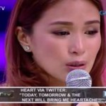 Heart Evangelista Airs Side on Ongpauco vs. Escudero Spat on HOT TV (Video)
