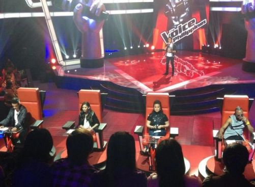 The Voice Blind Audition video