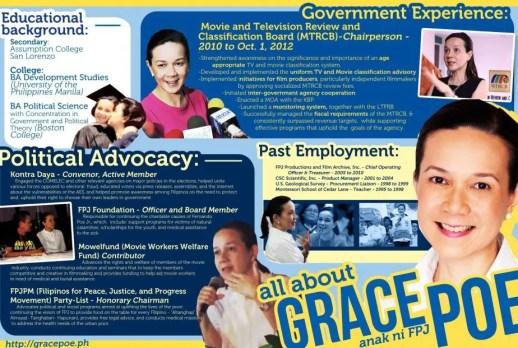 About Grace Poe