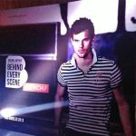 Taylor Lautner Newest Bench Endorser (Photo)