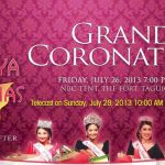 Mutya ng Pilipinas 2013 Special Awards List of Winners