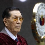 Sen. Juan Ponce Enrile to Run as Minority Senate President