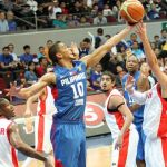 Gilas Pilipinas Defeated Jordan Score 77-71 Highlights Video