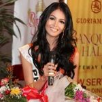 Cindy Miranda Competes in Miss Tourism International 2013 in China