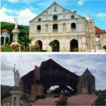 Loboc and Baclayon Churches in Bohol Heavily Damaged by 7.2 Earthquake (Photos)