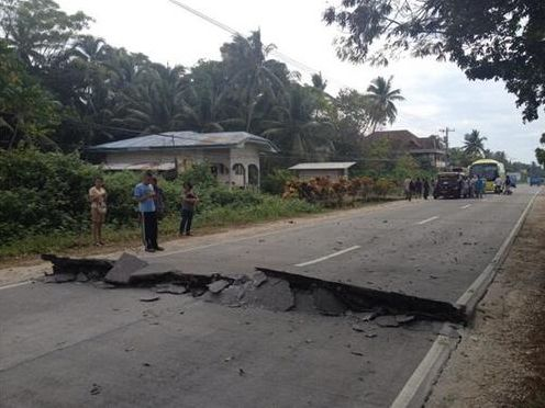 Roads in Bohol