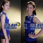 UAAP Season 76 Women's Volleyball Team Line Up