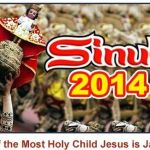 Cebu Sinulog Festival 2014 Schedule of Activities