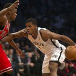 Joe Johnson vs. Jimmy Butler Skirmish Video Went Viral