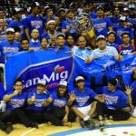 San Mig Coffee Defeats Rain or Shine Captures PBA Championships