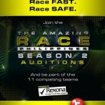 Amazing Race Philippines Season 2 Audition Schedules & Requirements