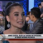 Reasons Why Anne Curtis Was Absent on It's Showtime (Video)