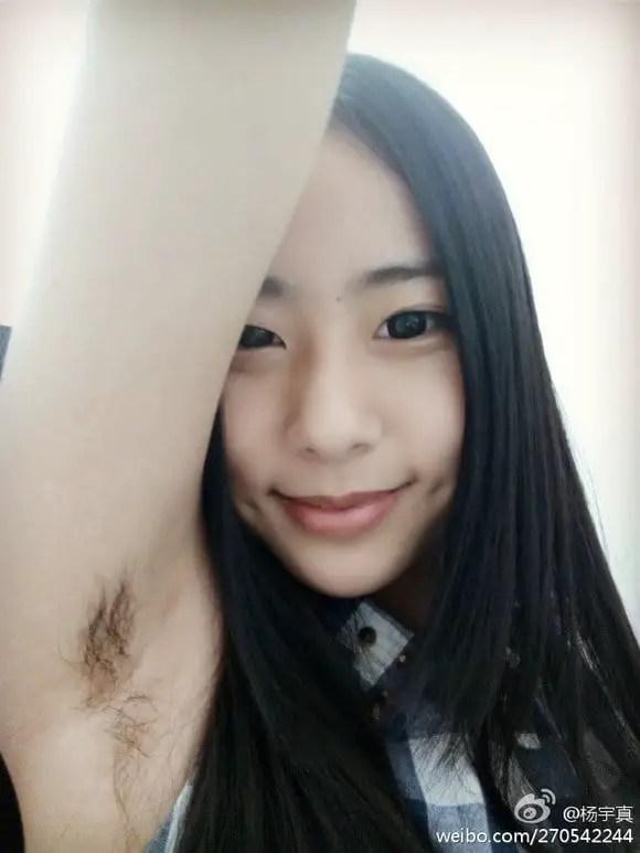 Naked Armpit 78