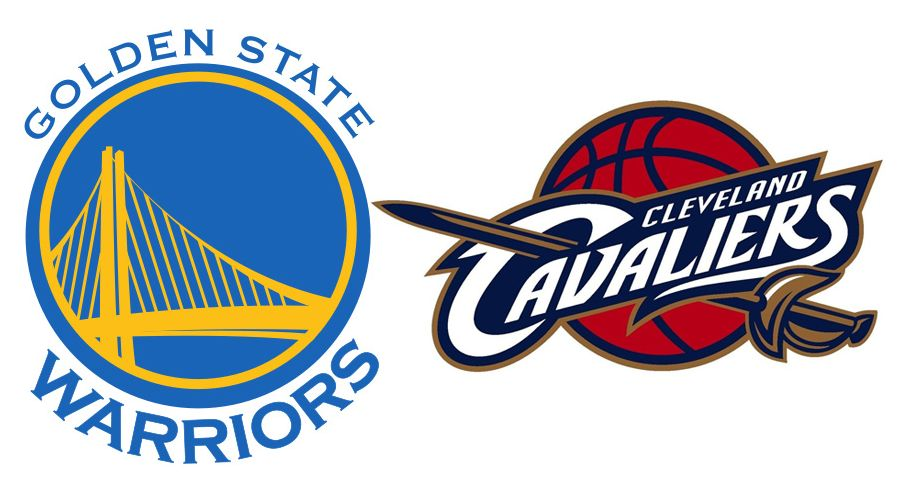 Golden State Warriors vs. Cleveland Cavaliers NBA Finals ...