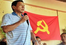 duterte supports npa