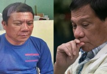 Duterte Look-Alike