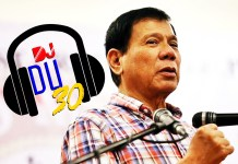 Duterte Radio Program dj DUTERTE