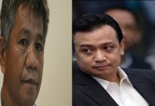 Trillanes giving cue to Matobato