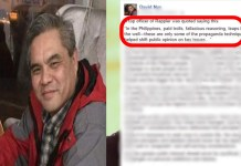 TV Anchor Posted A Letter To Top Officer Of Rappler Went Viral