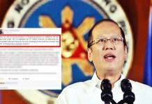 Aquino Administration Transportation System Plan