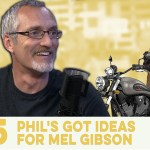 Phil's Got Ideas For Mel Gibson
