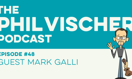 Episode 48: Guest Mark Galli
