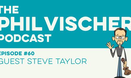 Episode 60: Guest Steve Taylor